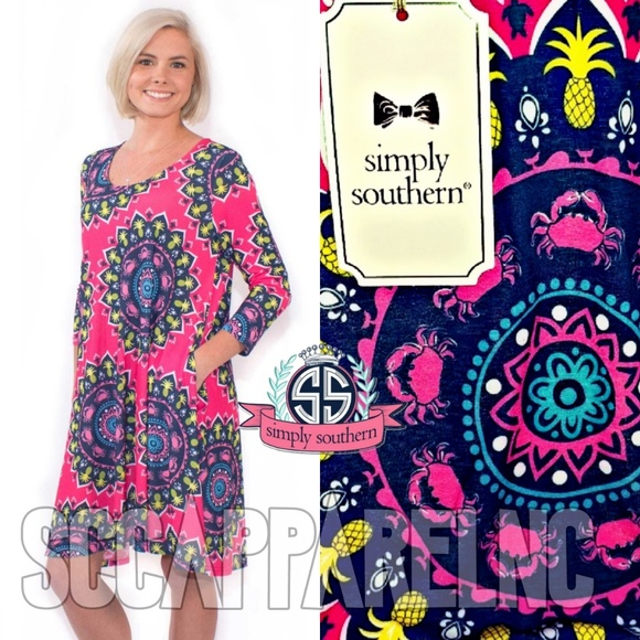 94548204c12 M_5acd0ee3c9fcdfa79fea6feb. Other Tops you may like. Simply Southern  Collection Tunic Swirly